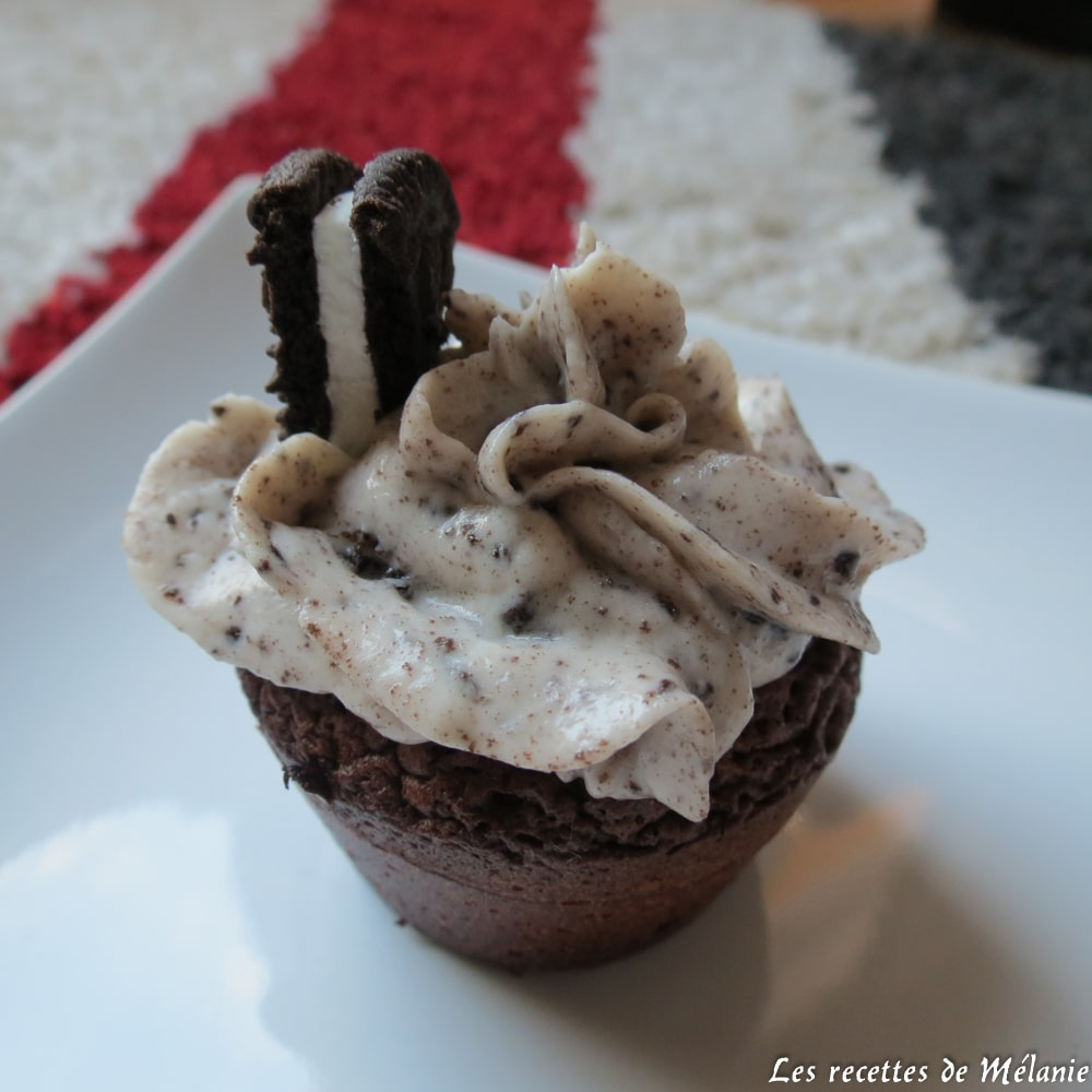 Oh my Oreo! cupcakes oreo