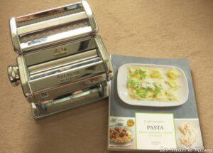 favoris culinaires du moment: Machine à pâtes