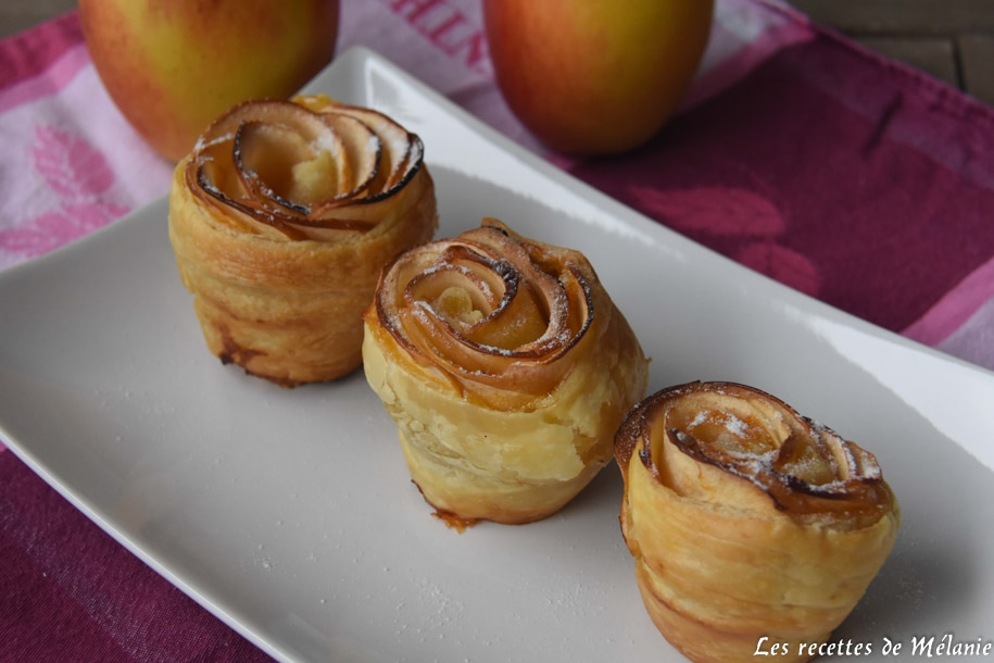 Roses de pomme