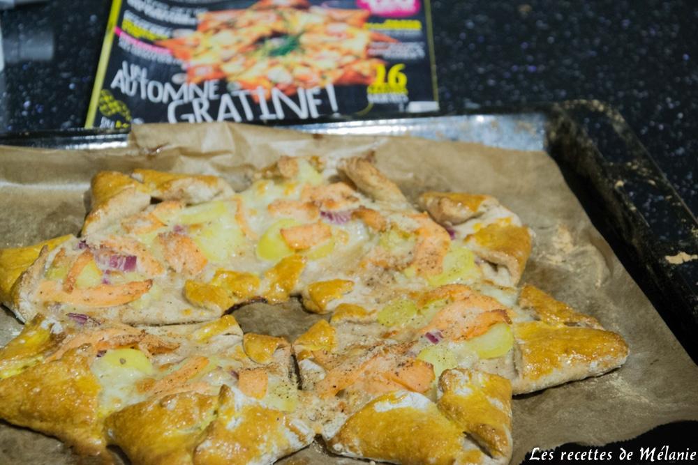 La star de pizzas de Vital food