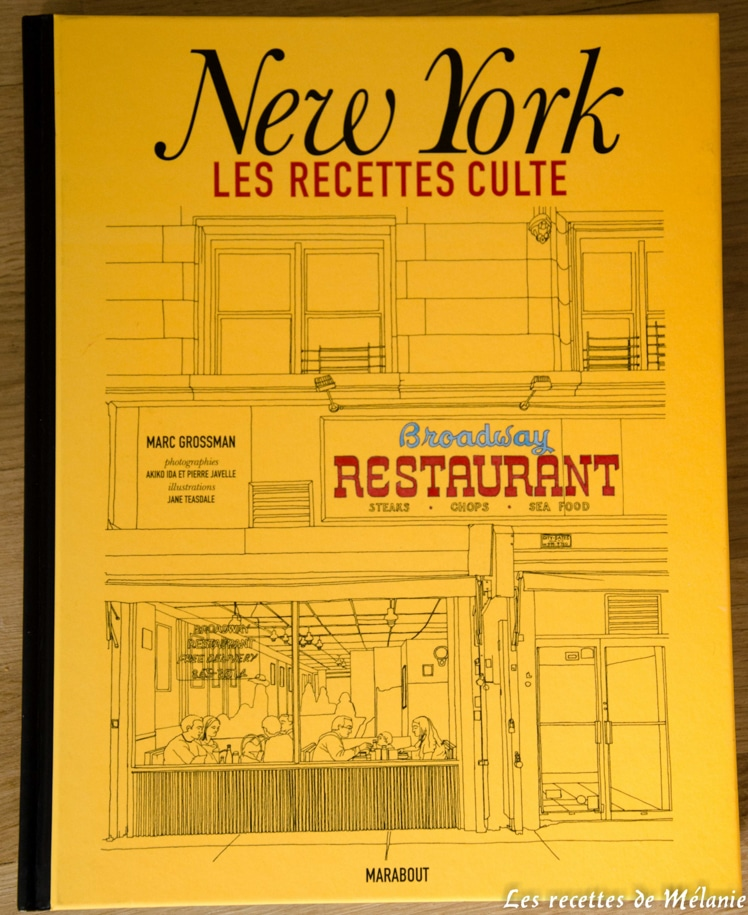 New York recettes cultes