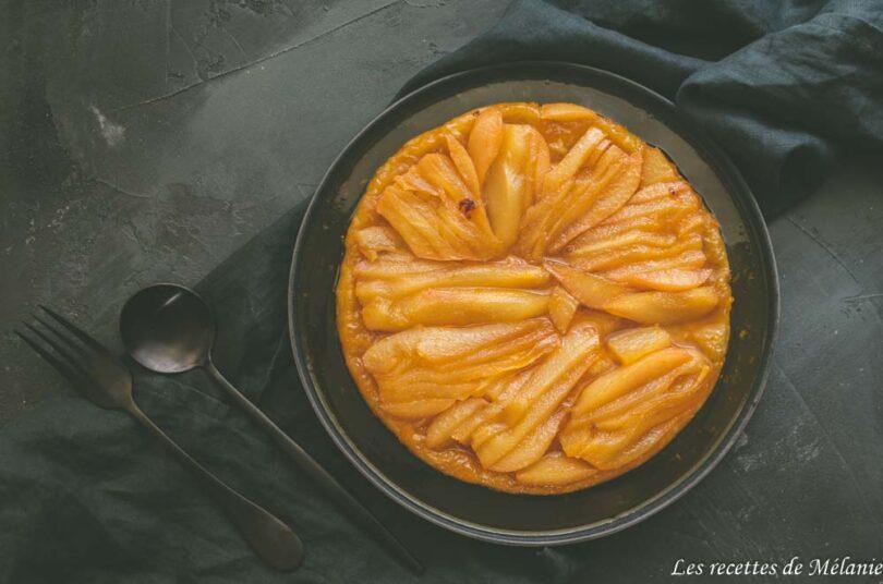 6 astuces pour réussir sa tarte tatin et recette de tatin de poires à l'orange