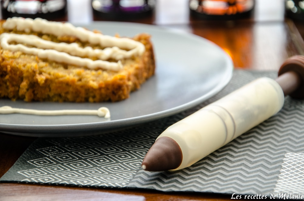 Carrot cake au sirop d'érable