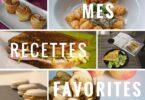 Mes recettes favorites de 2015