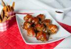 Boulettes de viande à l'américaine - Foodista challenge #20