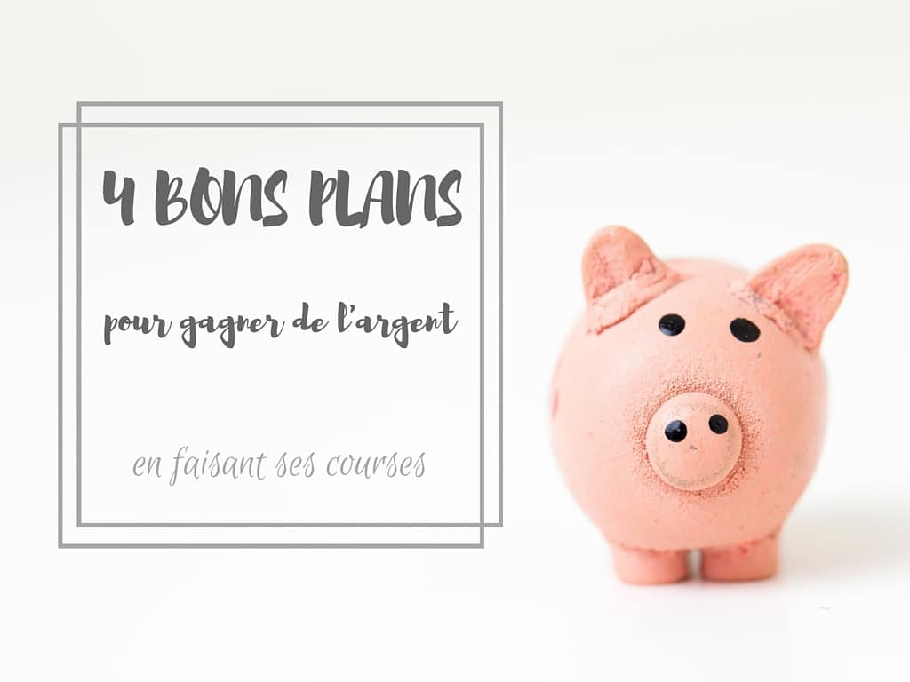 Gagner argent courses coupons applications