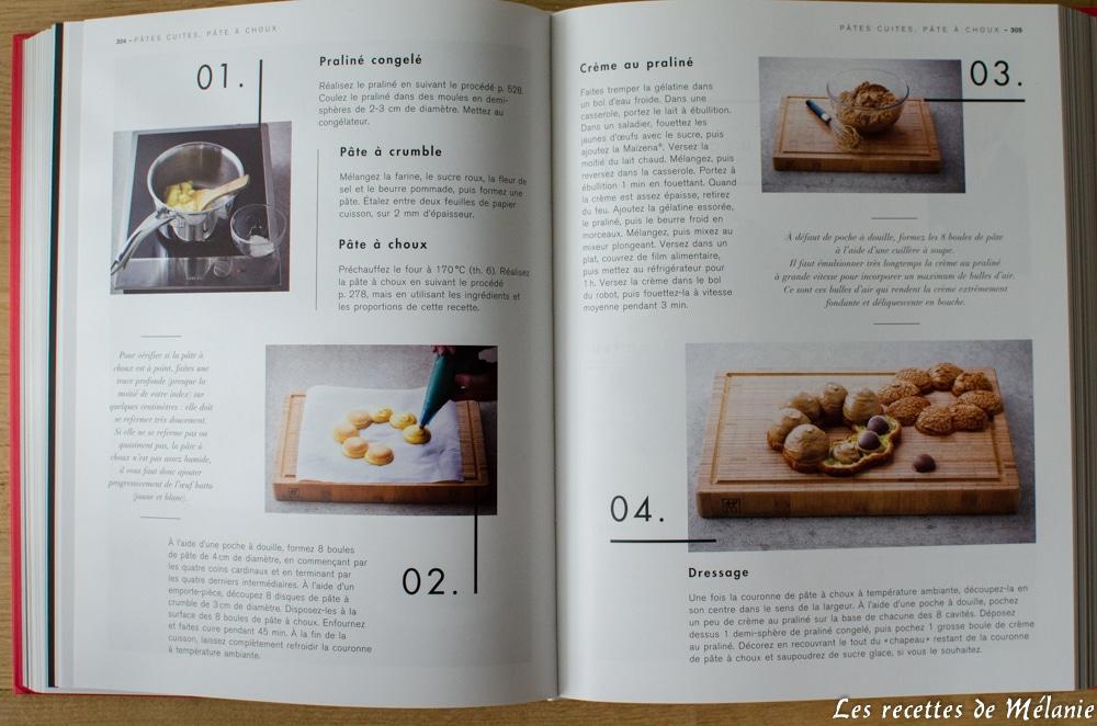 Favoris culinaires: livre Secrets de pâtissier