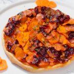 Tarte tatin à la carotte - Battle food #45