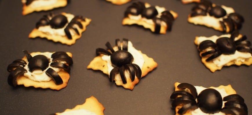 Les recettes les plus effrayantes pour Halloween