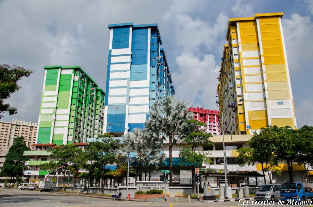 1 journée à Singapour