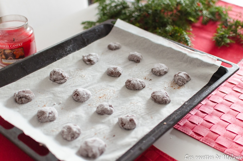 Idées de cadeaux gourmands pour Noël : crinkles