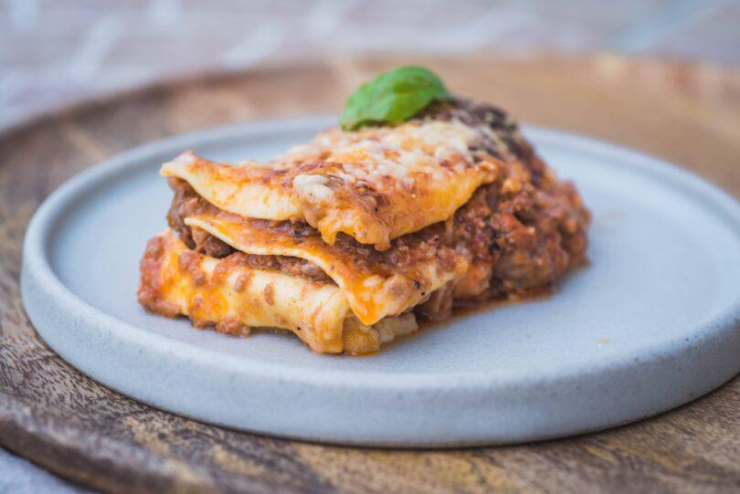 Lasagnes à la bolognaise - Les recettes de Mélanie