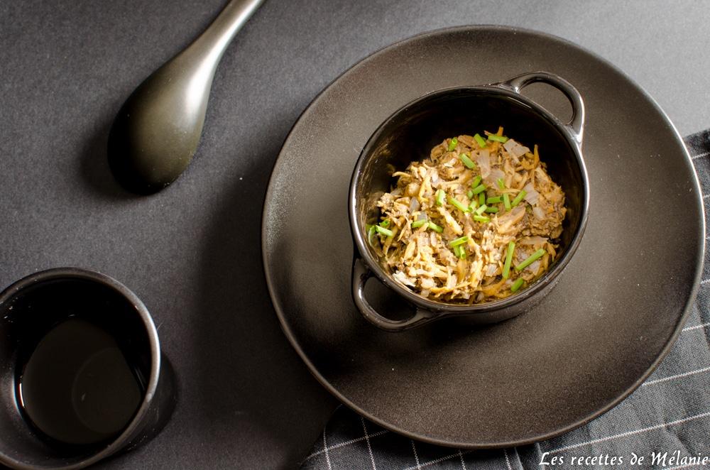 œuf cocotte au foie gras et chanterelles - Foodista #21