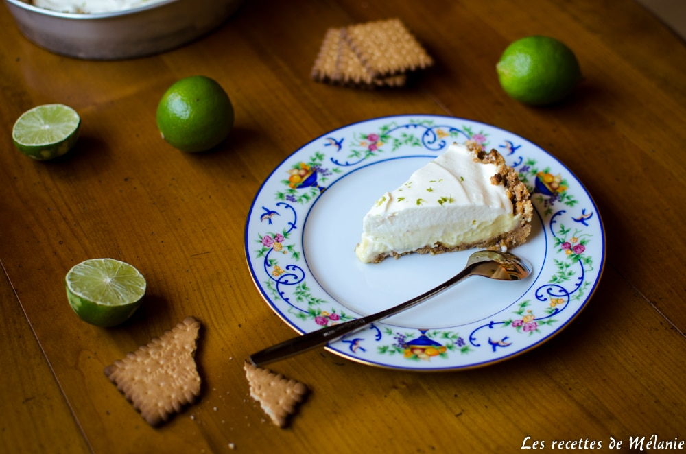 Key lime pie - Battle food #48