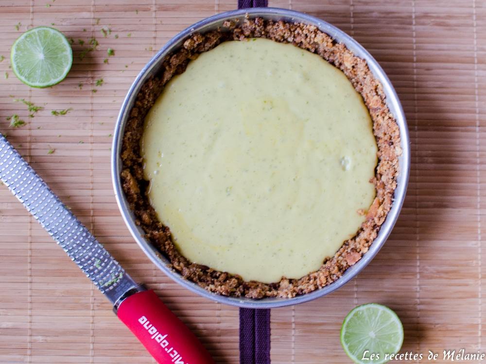 Key lime pie - Battle food #48
