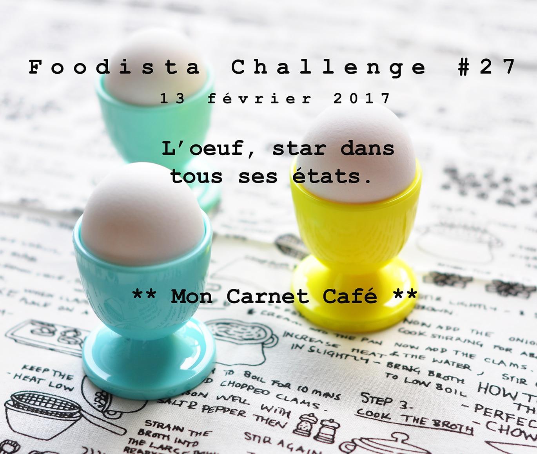Foodista challenge 27 logo