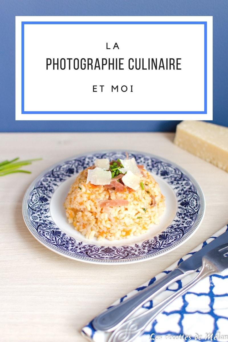 La photographie culinaire et moi