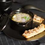 œuf cocotte au foie gras et chanterelles - Foodista #27