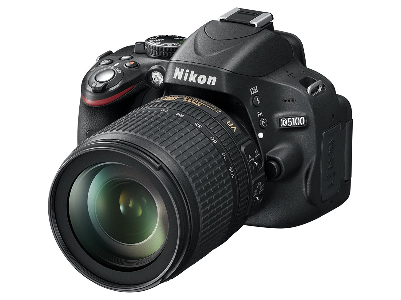 Mon matériel: Nikon D5100