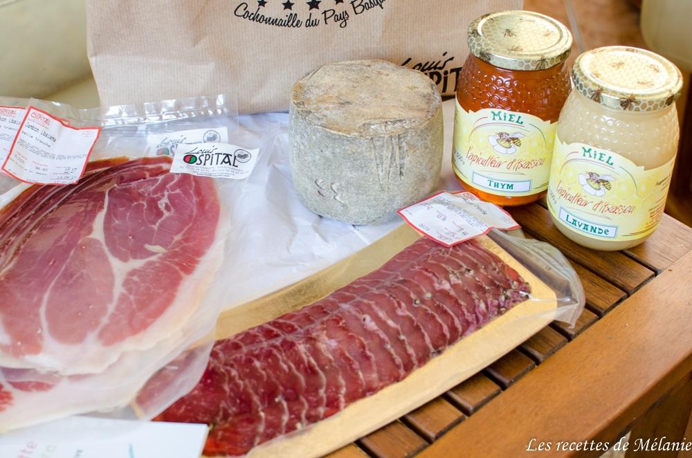 fête du jambon cru à Bayonne