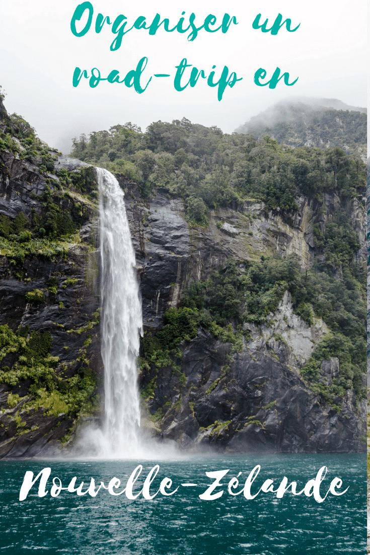 Organiser un road-trip en Nouvelle-Zélande
