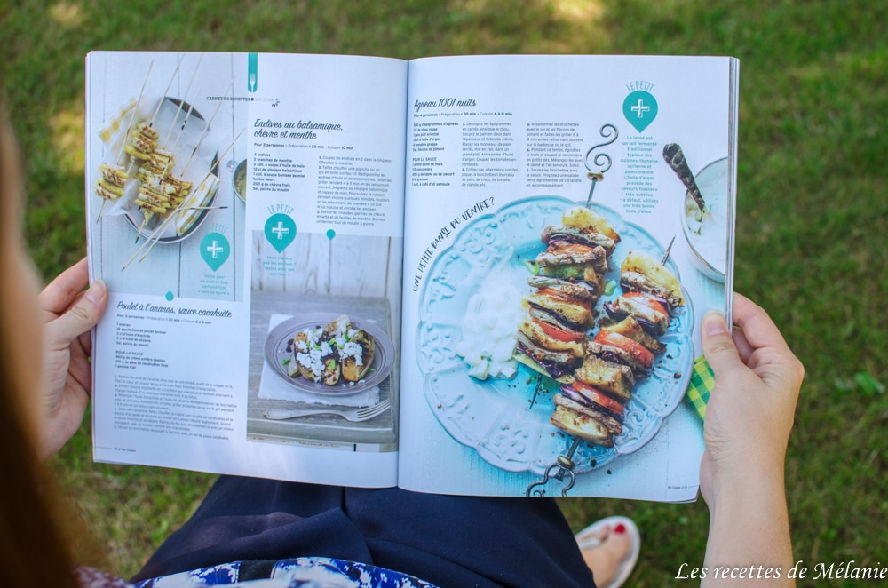 3 nouveautés au rayon magazines de cuisine