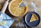 Tarte aux mirabelles et au beurre