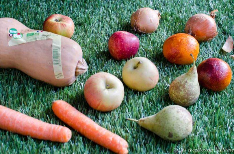Comment choisir des fruits et légumes de qualité?