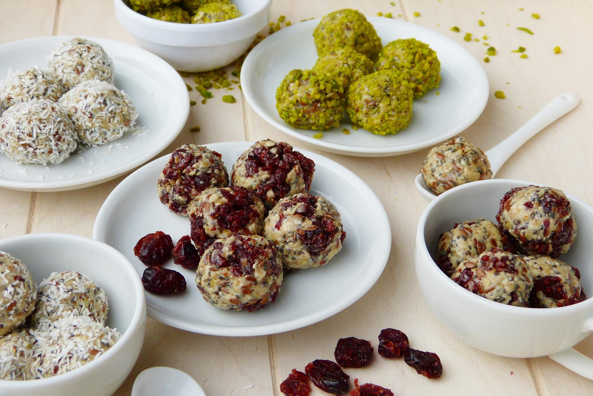 5 snacks vegans pour une pause healthy