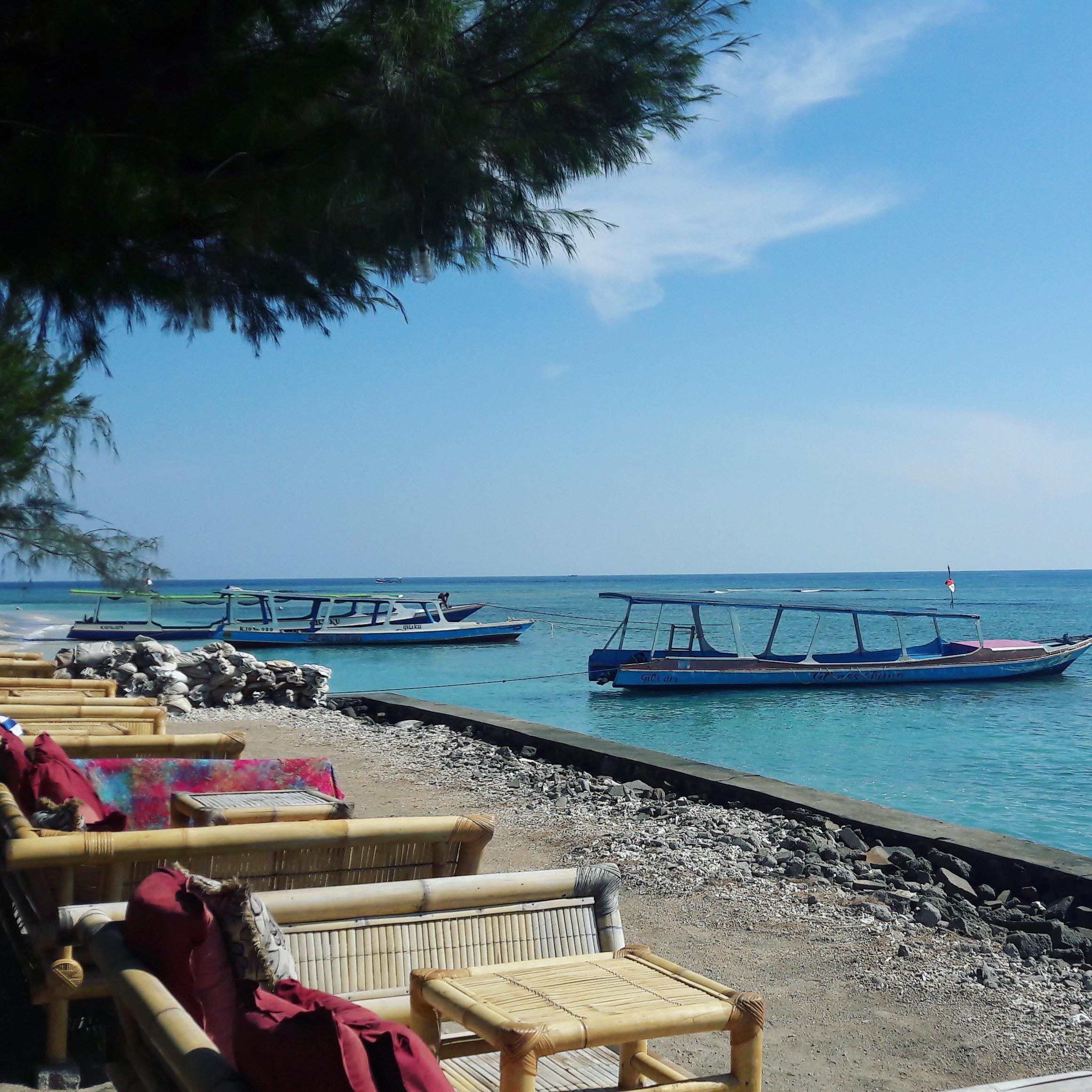 Gili Air et la fin de notre séjour à Bali