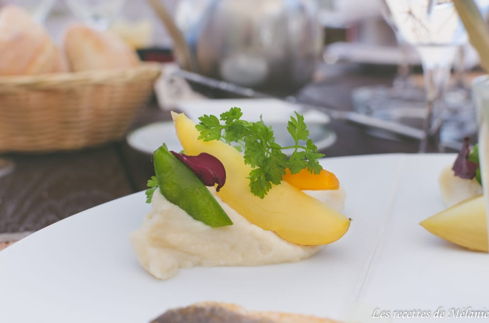 Le Dormy House à Etretat: un restaurant gastronomique avec une vue imprenable