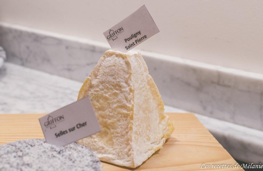 Fromages de chèvre AOP de l arégion centre-val de loire