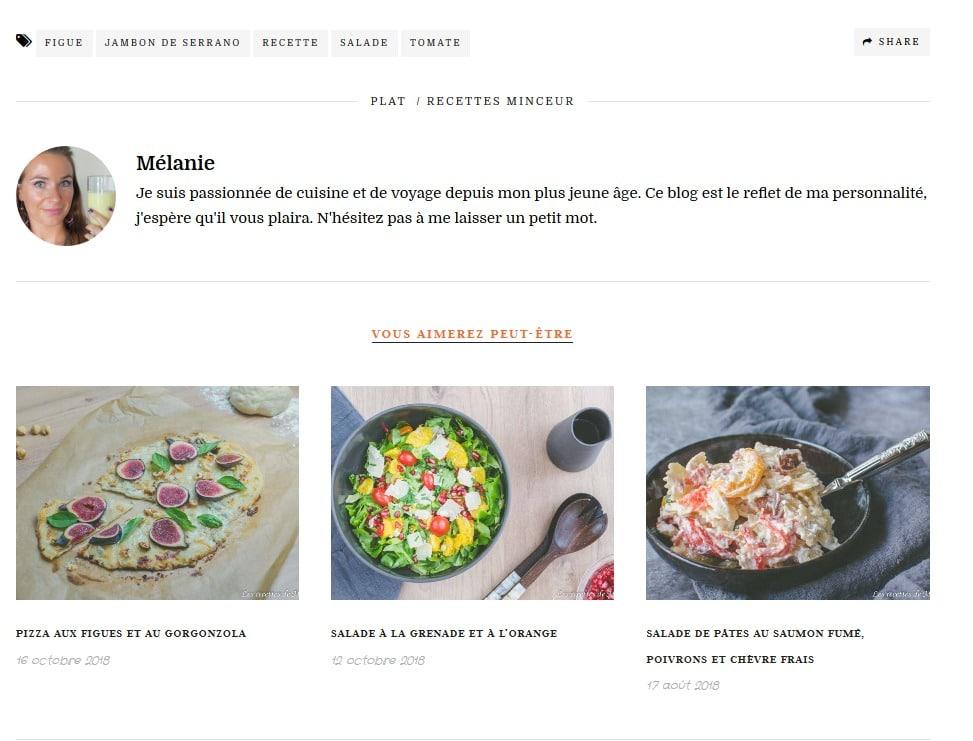 Comment promouvoir ses articles culinaires?
