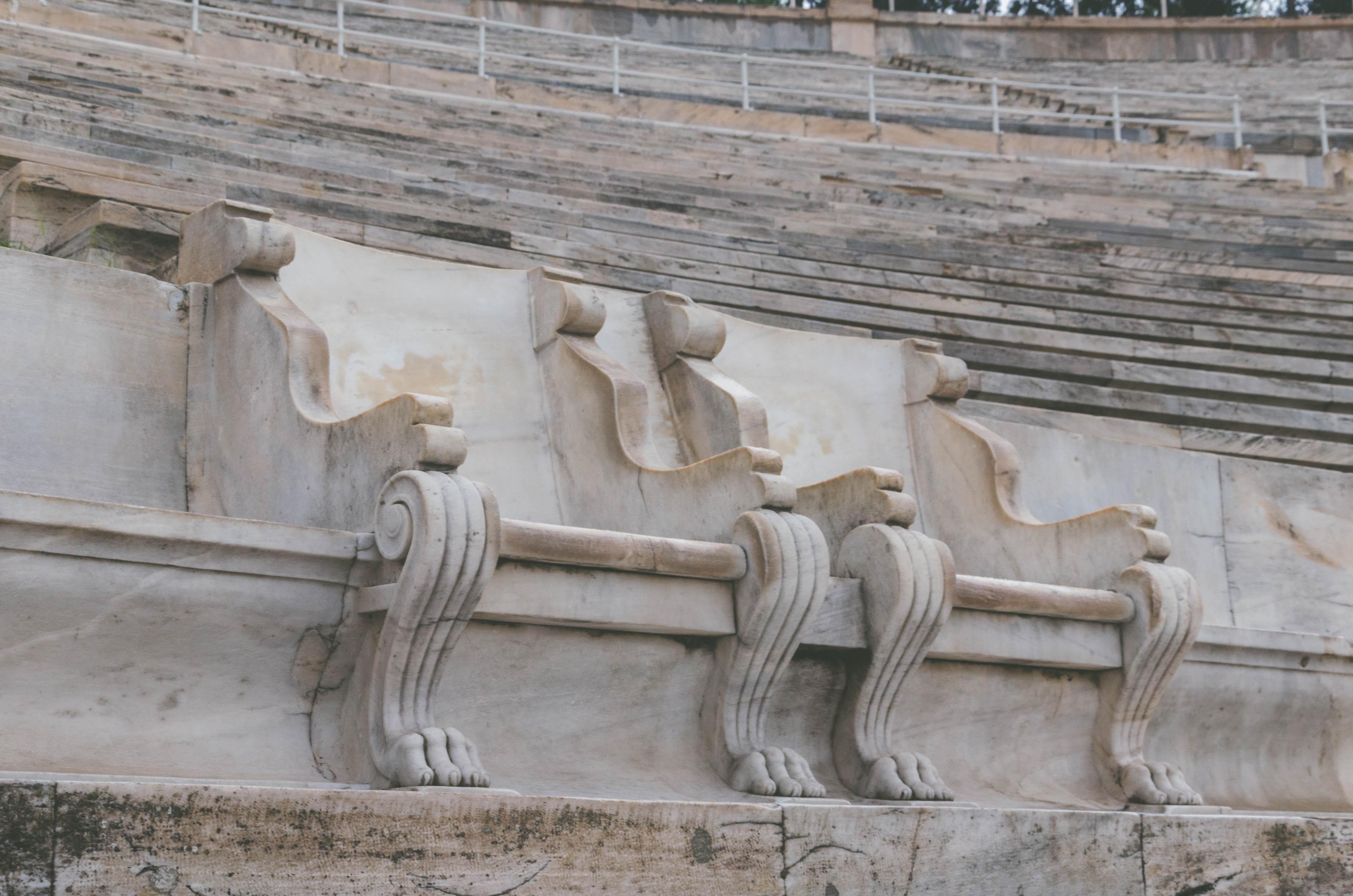 Escale à Athènes lors d'un voyage dans les Cyclades