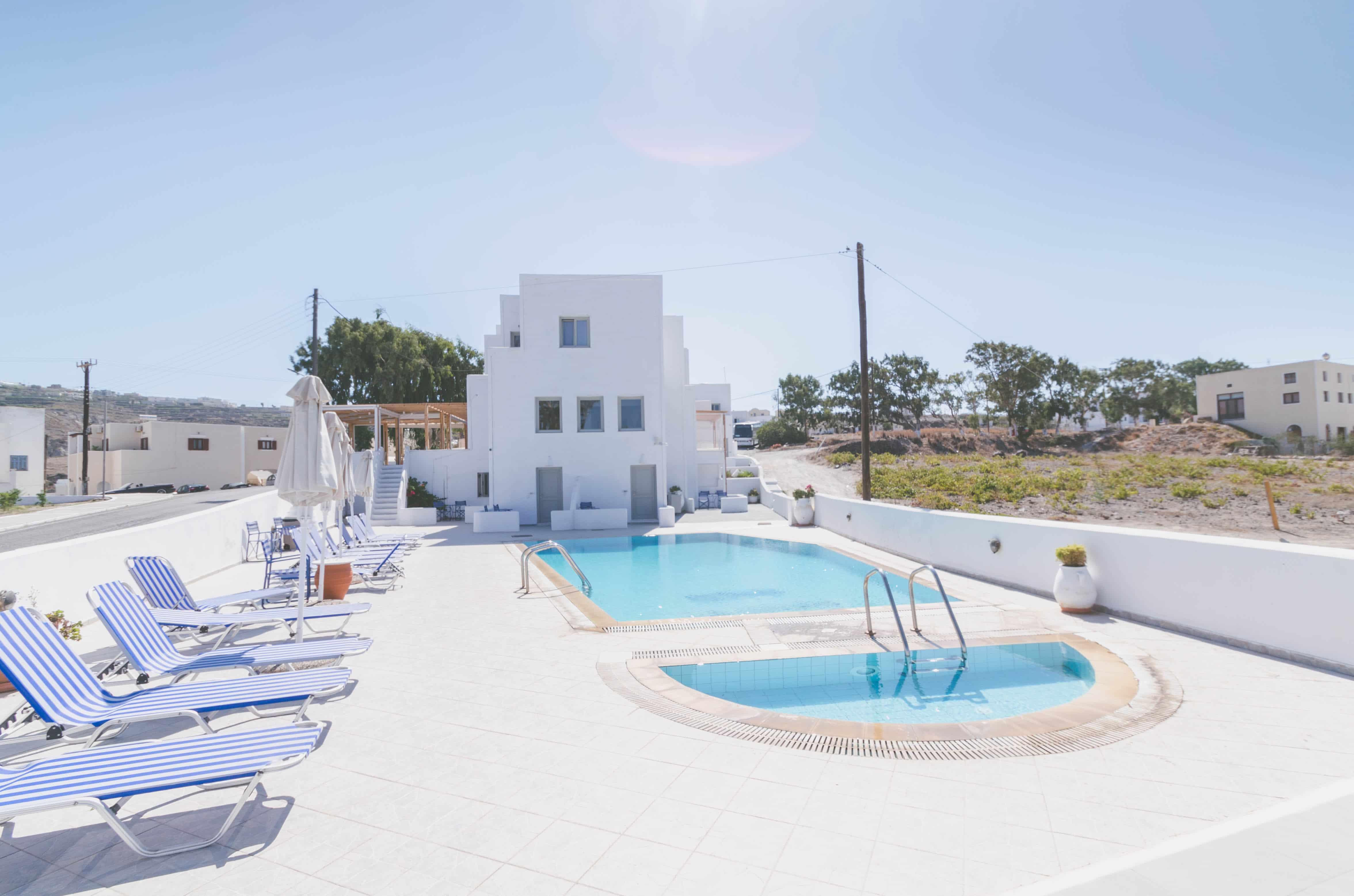 4 jours à Santorin - Cyclades