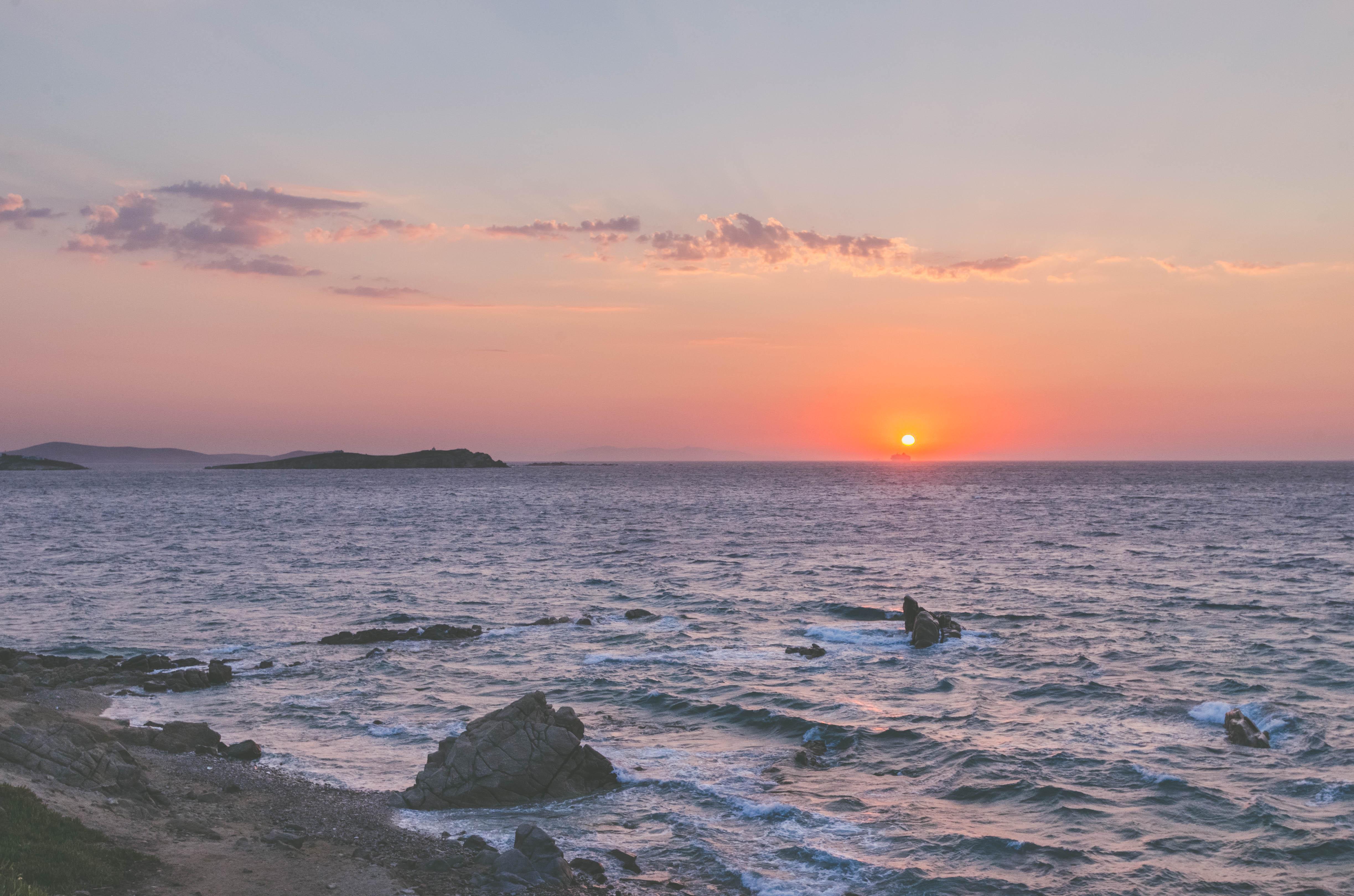 3 jours à Mykonos - Cyclades