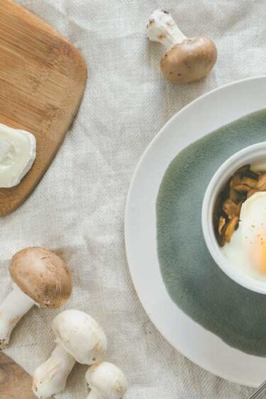 3 recettes d'œufs cocotte pour Pâques