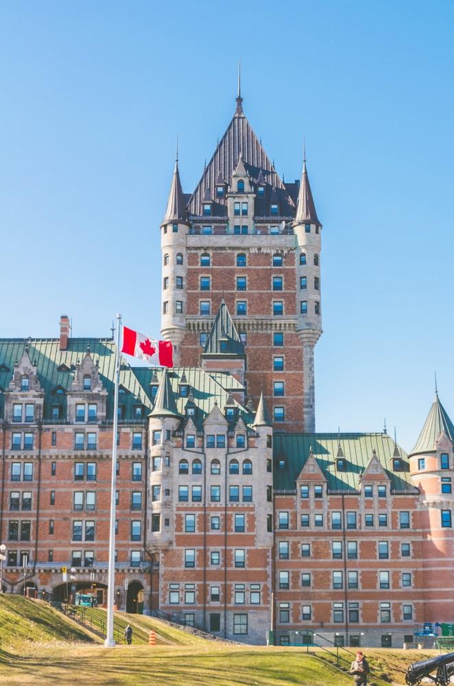 Conseils et itinéraire pour un road-trip d'une semaine au Québec