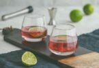 Cocktail au Bombay Sapphire et Grand-Marnier