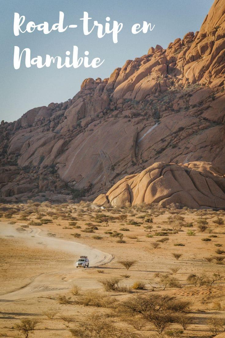 road-trip namibie