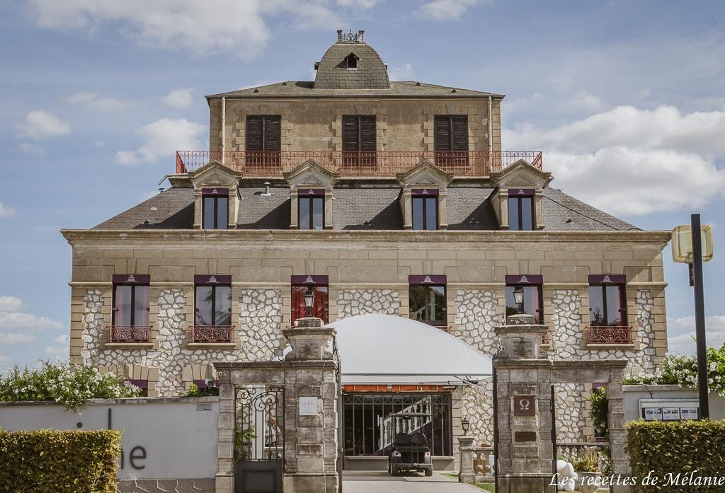 Bonne adresse : Domaine de la corniche - restaurant panoramique
