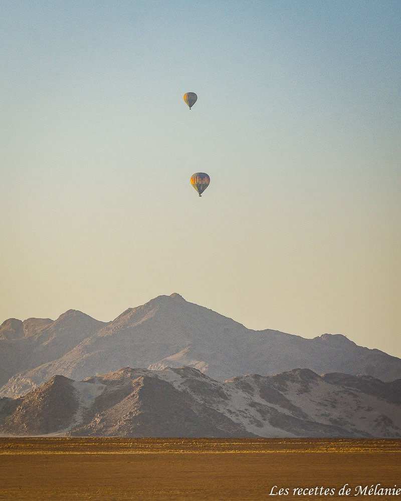 Conseils et itinéraire pour 2 semaines en Namibie