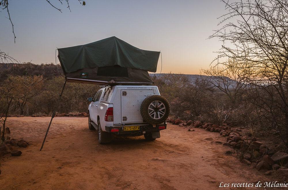 Windhoek et Waterberg - Voyage en Namibie