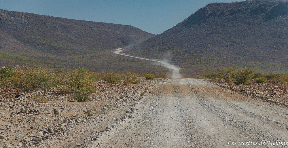 route namibie
