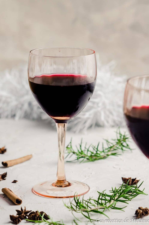 Cocktails de Noël: white mojito et sangria revisitée