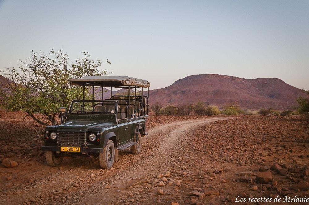2 jours dans le Kalahari - Namibie