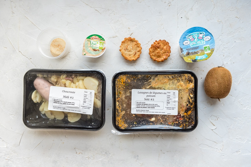 Rééquilibrage alimentaire avec la Brigade de Véro
