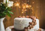 Layer cake vanille et gianduja