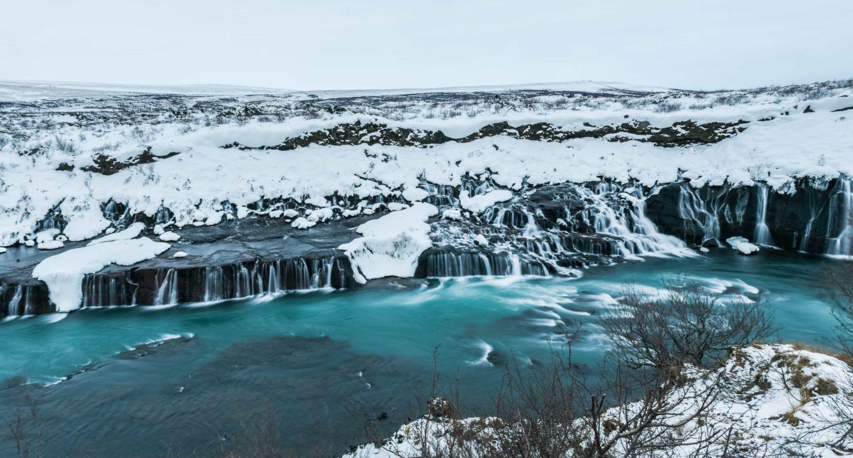 Cascades Islande - Les recettes de Mélanie