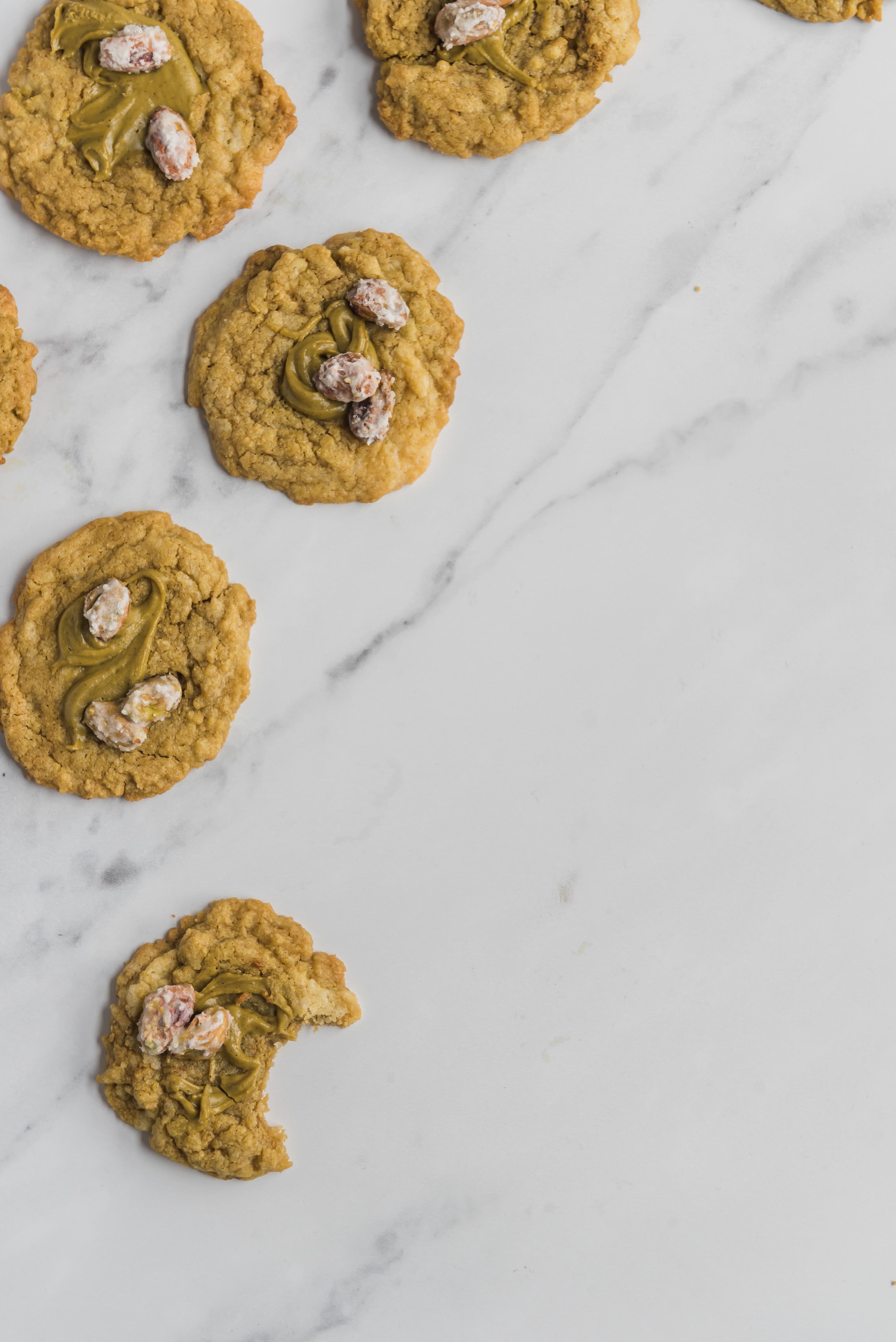 Cookies pistache